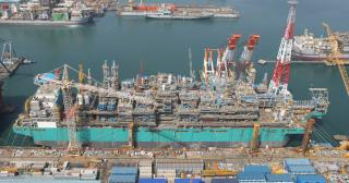 Petronas FLNG1 Reaches 95 Pct Completion