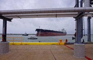 Along with Ship Channel Expansion, New Bridge – Corpus Christi Prepares for a Future of VLCCs