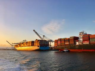 Port of Oakland reports positive first quarter