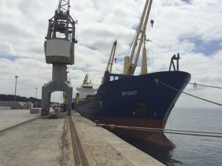 UK's Carisbrooke Shipping welcomes 8 new 8.000-dwt general cargo ships
