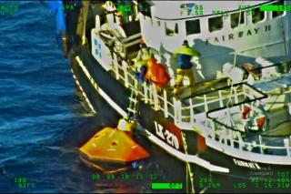 MAIB Accident Investigation Report - Flooding and sinking of wooden potter Majestic (Video)