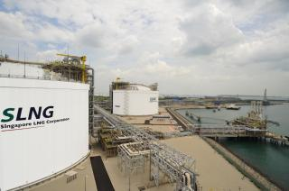 Singapore LNG Corporation performs first small scale LNG reload at its terminal on Jurong Island