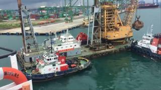 Boluda Towage and Salvage collaborates in construction of megaport on Pacific coast of Panama
