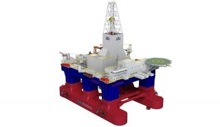 Keppel Offshore & Marine selects KONGSBERG for ground-breaking delivery of diverse and integrated systems for new, state-of-the-art semi-submersible drilling rig