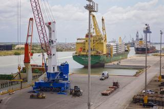 Port of Brownsville Foreign Trade Zone Ranks Second in the U.S. for Exports