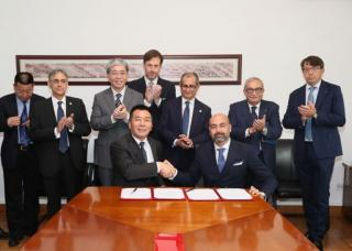 Fincantieri Extends Cooperation with China