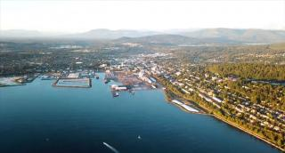 New Service Contract at the Bellingham Shipping Terminal