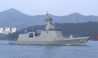 Rolls-Royce congratulates Republic of Korea Navy on its first Daegu-class frigate