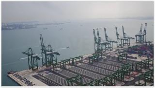 Video: Top 10 Engineering Features of Singapore's Pasir Panjang Terminal Phases 3&4