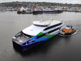 Vigor to build two more 400 Passenger Ferries for WETA
