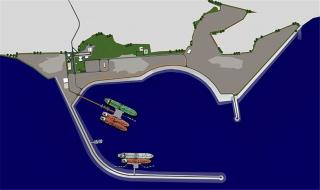 MOL to participate in LNG receiving terminal project in India