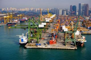 COSCO SHIPPING Ports Launches Two New Berths at COSCO-PSA Terminal with PSA Singapore