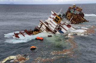 Four commissioners to decide the faith of Rena wreck