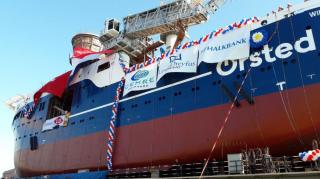 Louis Dreyfus Launches Wind Of Change, First SOV for Ørsted