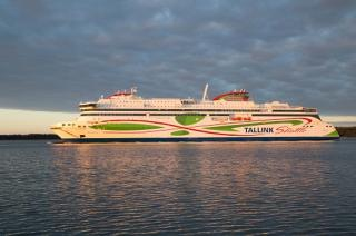 LNG Ferry Megastar Delivered By Meyer Turku Shipyard To Tallink