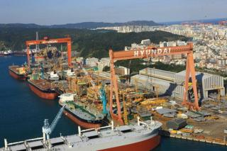 Hyundai Heavy Industries signs deal to build LNG carrier
