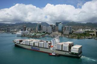 Matson On Schedule to Meet IMO 2020 Emission Regulation