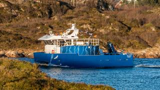PBES Powers World's First Electric Aquaculture Support Vessel