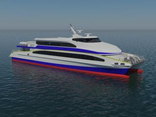 AUSTAL Wins First Ferry Contract In New Chinese Joint Venture