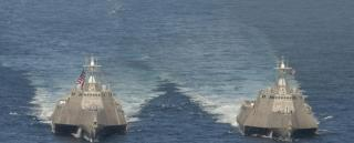 Austal Awarded LCS Support Contract Worth Up to US$198 Million