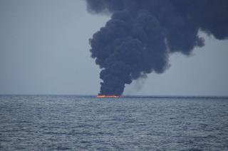 Video: Overview of China's efforts to salvage Iranian oil tanker Sanchi