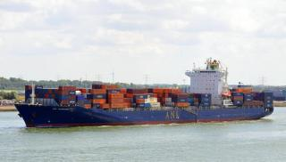 Container ship drifting off Essex coast now repaired