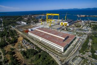 Zvezda Shipyard to build first Aframax tanker in 2021