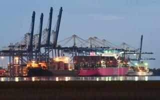 South Carolina Ports Achieves Record November