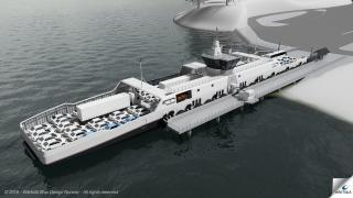 Wartsila and Cavotec to develop world's first marine wireless charging and mooring concept