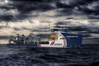 Wärtsilä solutions chosen for new environmentally-friendly dredger
