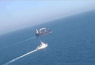 Indian Coast Guard manages to interdict Russian cargo ship trying to flee