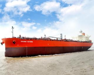 Tsuneishi Shipbuilding Delivers First LRI Product/Chemical Tanker Built at its Shipyard in China