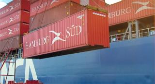 8.000 new containers in Hamburg Süd colors