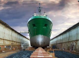 Newbuilding Prices In Shipbuilding Industry Keep Declining