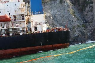 UPDATE: Cracked Bulker Stuck in Mexico to Be Scuttled