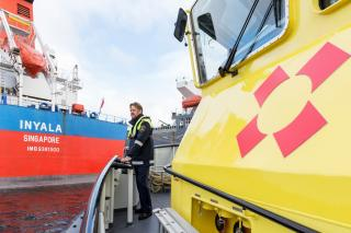 Port of Amsterdam reports increase in ship calls in 2018 while number of serious accidents remains virtually unchanged