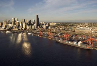 Environmental groups file suit against Port of Seattle in relation to Shell oil fleet