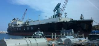 First Commissioning Cargo Departs Cheniere's Corpus Christi Liquefaction Facility