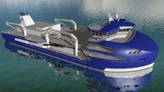 Cflow fish handling system to world's largest wellboat