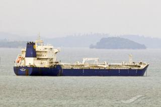 Russian Oil Tanker Detained by Malaysian Authorities Anchored in Recommended Area