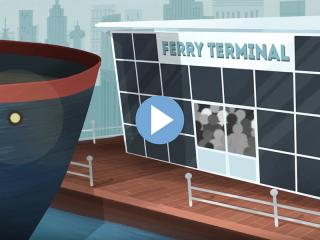 IMO rolls out ferry safety video