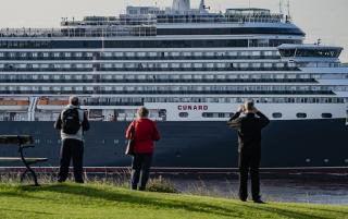Port of Tyne Welcomes The Arrival of Cunard's Queen Victoria