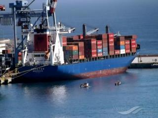 Pirates attack containership Demeter off Nigeria; Six crew members including ship's captain kidnapped