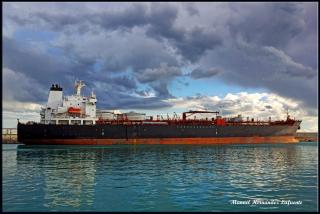 Tanker Alia disabled in North Sea after explosion in the engine room