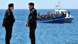 Italian Coast Guard rescues more than 1,500 in a day