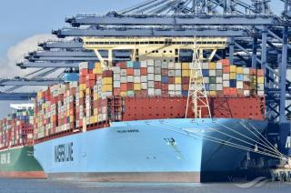 Port of Southampton prepares to welcome the largest container ship ever