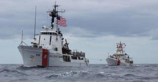 Port Angeles-based cutter returns home after successful counter-narcotics patrol