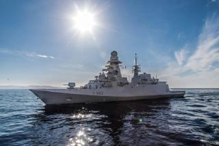 ITS Margottini re-joining EU NAVFOR counter-piracy mission