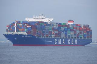 CMA CGM: ACSA 1 Service to update its rotation