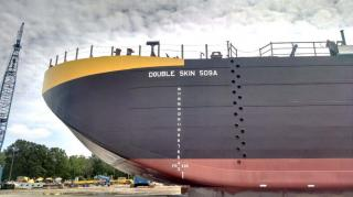 Double hull Oil Barge Delivered to Vane Brothers